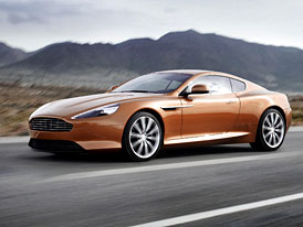 Aston Martin Virage vyráží do Ženevy
