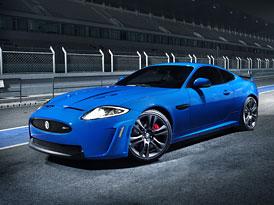 Jaguar XKR-S: S jako 550 koní