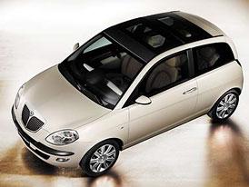 Nov� Lancia Ypsilon � luxusn� italsk� mini