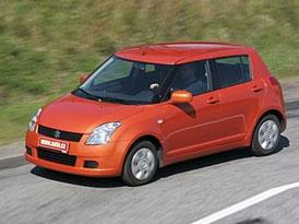 Suzuki Swift s dieselem 1.3 DDiS (51 kW)