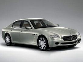 Maserati chce zaujmout cenou!