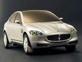Maserati Kubang – nové kombi Gran Turismo!