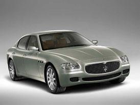 Maserati Quattroporte: neobvyklé hnací ústrojí transaxle