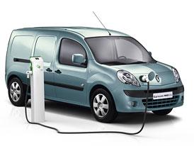Renault Kangoo Maxi Z.E.: Elektromotor i pro nejdel�� Kangoo