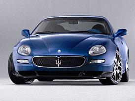 Maserati GranSport MC Victory: oslava vítězství