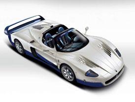 Maserati MC 12: p�evle�en� Enzo za 21 mili�n�