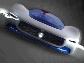 Pininfarina oblékne nový supersport pro Maserati