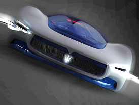 Pininfarina obl�kne nov� supersport pro Maserati
