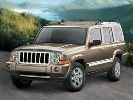 Jeep Commander: sedmim�stn� klasik