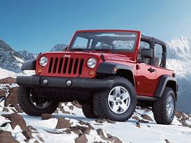 Nový Jeep Wrangler: válka může začít