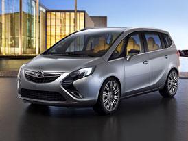 Opel Zafira Tourer Concept: Předobraz generace C