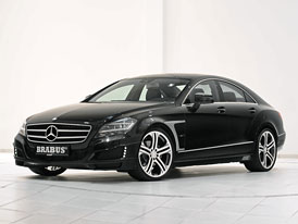 Mercedes-Benz CLS: Doplňky Brabus v Ženevě