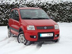 Fiat Panda na Moje.auto.cz: 5x nov�, 1x klasika