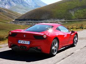Ferrari 458 Italia HELE: Ni��� emise i pro Italii