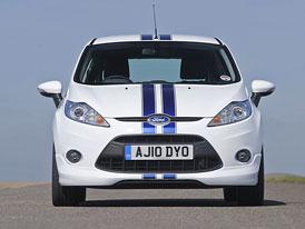 Ford Fiesta S1600 pro běžné silnice: Sportovec pro Velkou Británii