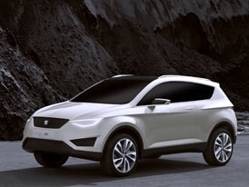 SEAT IBX Concept: Dynamick� crossover