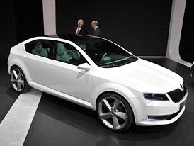 Škoda Vision D: První dojmy