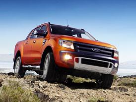 Ford Ranger Wildtrak: Vrcholná verze sportovního pick-upu