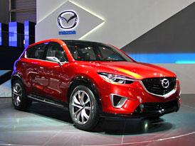 Mazda CX-5: Koncept Minagi se začne vyrábět v roce 2012