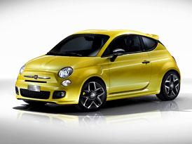 Fiat 500 Coupé Zagato: Malé překvapení