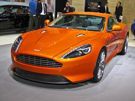 Aston Martin Virage: První dojmy