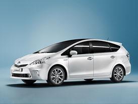 Toyota Prius+: Sedmim�stn� hybridn� MPV