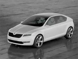 Video: Škoda Vision D – Statické představení studie