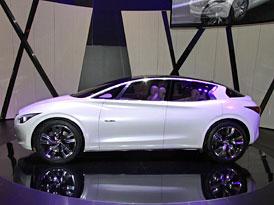 Infiniti Etherea: Luxusn� odno� Nissanu m��� do ni��� st�edn�