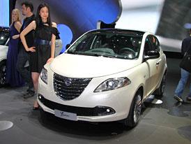 Lancia Ypsilon: Ceny na českém trhu