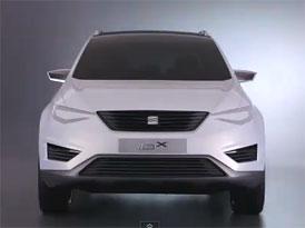 Video: SEAT IBX Concept – Exteriér crossoveru