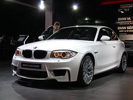 BMW 1 M Coupé: První dojmy