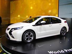 Chevrolet Volt + Opel Ampera: První dojmy