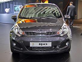 Kia Rio III: Třídveřová verze příští rok