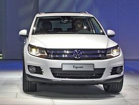 Volkswagen Tiguan: Tygři a leguáni po plastice