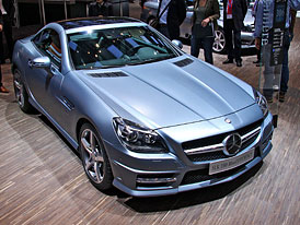 Mercedes-Benz SLK (R172): Prvn� dojmy