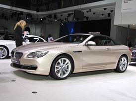 BMW 6 Cabrio: První dojmy