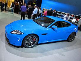 Jaguar XKR-S: První dojmy