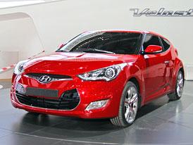 Hyundai Veloster: První dojmy