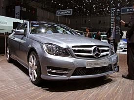 Mercedes-Benz C Coupé: První dojmy