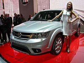 Fiat Freemont: První dojmy