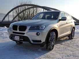 BMW X3 (F25): První recenze na Moje.auto.cz