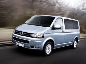 VW Multivan BlueMotion: Šetření ve velkém
