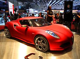 Alfa Romeo v �enev�: Had a k�� z karbonu