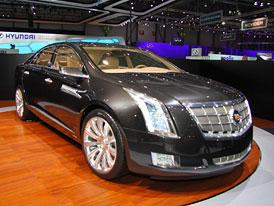 Cadillac v �enev�: T�i evropsk� premi�ry