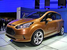 Ford v Ženevě: Začátek velké obměny
