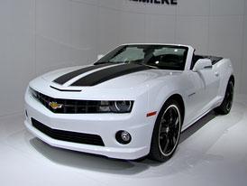 Chevrolet v �enev�: Kone�n� Cruze hatchback, pony cars na cest�