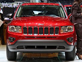 Jeep v Ženevě: Poprvé pod křídly Fiatu