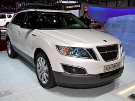 Saab v Ženevě: Nové kombi a nové SUV