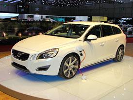 Volvo v Ženevě: První plug-in