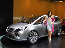 Opel v Ženevě: Ampera a nová Zafira